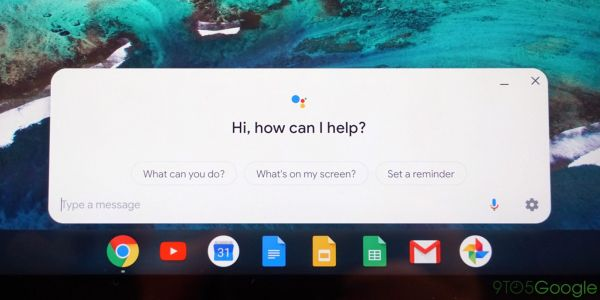 PSA: You can now try the Google Assistant on non-Pixelbook devices via Chrome OS Dev Channel