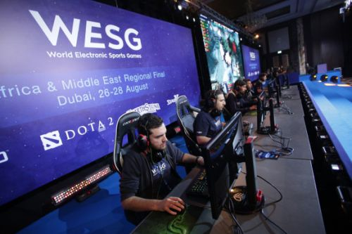 The Middle East is fertile ground for esports