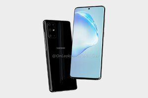Samsung Galaxy S11 renders leak showing new design, five cameras