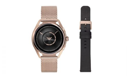 New Emporio Armani Connected Smartwatch Announced