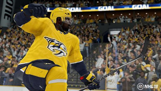 NHL 19 Review: Not Doing Much New