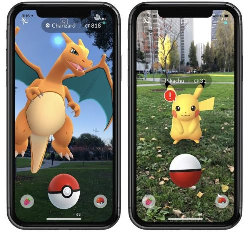 Pokémon GO Soon Won't Support iPhone 5, iPhone 5c, and Some Older iPads