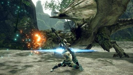 Slay the poisonous Rathian in the Monster Hunter Rise demo on Switch!