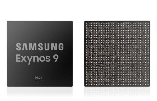 Samsung Exynos 9820 processor unveiled