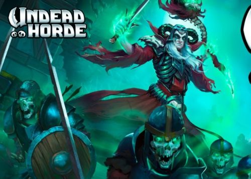 Undead Horde action, strategy, hybrid game launches today
