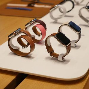 Apple Watch Series 4 models contain batteries that are nearly 20% smaller