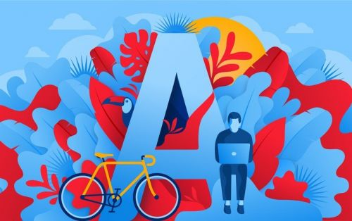 Create gorgeous vector graphics with Amadine on iPhone and iPad