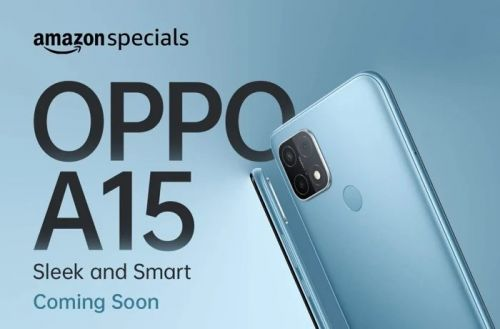 More Oppo A15 specifications leaked