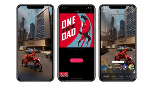 Apple's Clips app gains six Selfie Scenes, Incredibles 2 content, much more