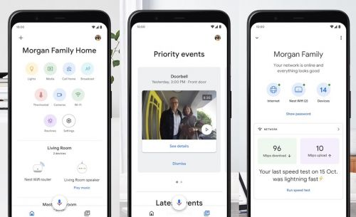 Google Home app gets presence detection, improved routines