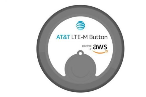 AT&T Takes On Amazon's Dash Button With The LTE-M Button