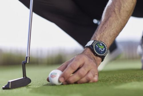 TAG Heuer Connected Modular 45 Golf Edition smartwatch announced