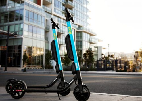 Skip S3 electric scooter features new rugged design