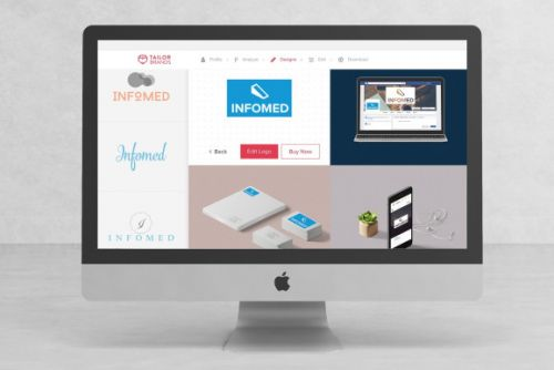 Tailor Brands raises $15.5 million to grow its AI-powered branding platform for non-creatives