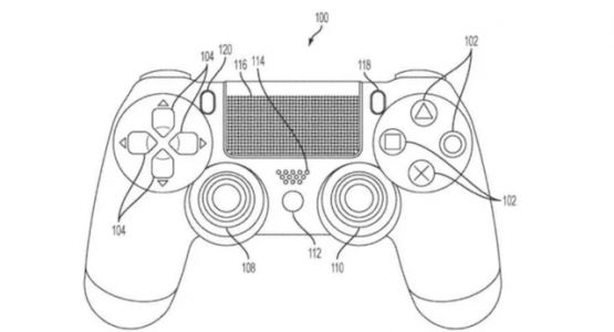 Sony Patents PlayStation Controller With A Touchscreen
