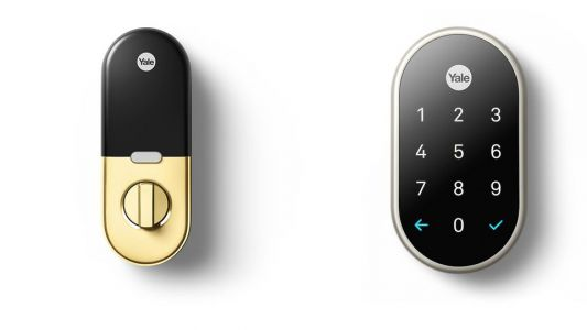 Your Nest smart home hub is the key to the new Yale smart lock