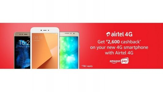 Airtel partners with Amazon to offer 4G smartphones starting at Rs. 3,399