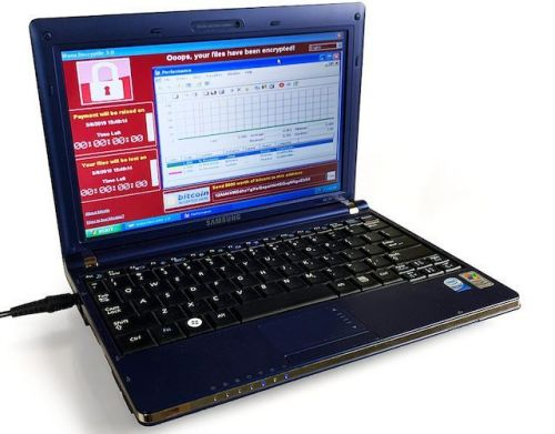 Laptop With World's Most Dangerous Viruses On Sale For $1.2 Million