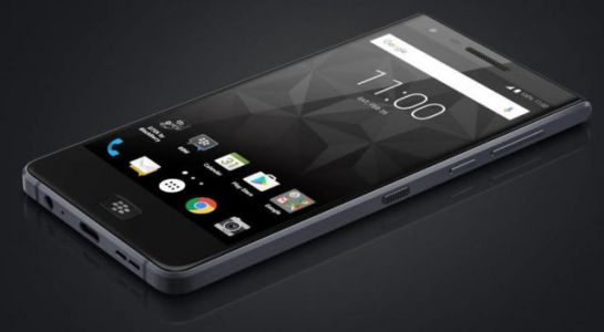 Unlocked BlackBerry Motion Officially Available For Purchase In The U.S
