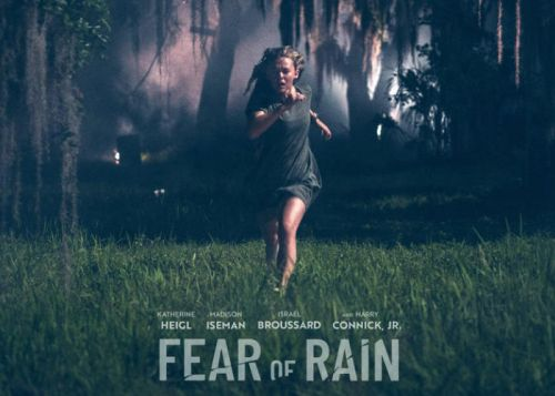 Fear of Rain horror movie teased teased by Lionsgate