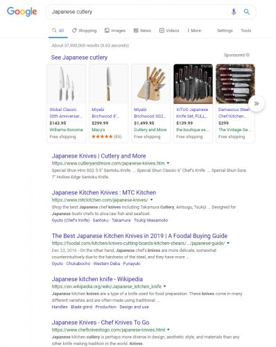 Google Search On Desktop Now Has Material Theme Icons