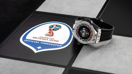 Hublot Unveils New Wear OS Smartwatch For The 2018 World Cup
