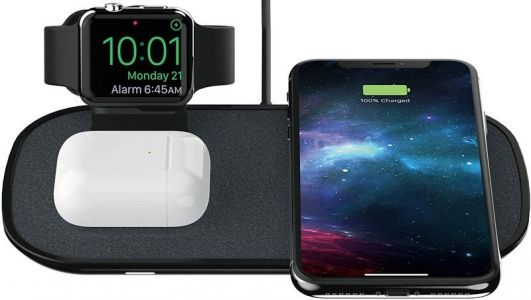 Charge iPhone, Apple Watch, and AirPods with this wireless charger deal