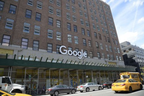 Google announces major expansion in New York City