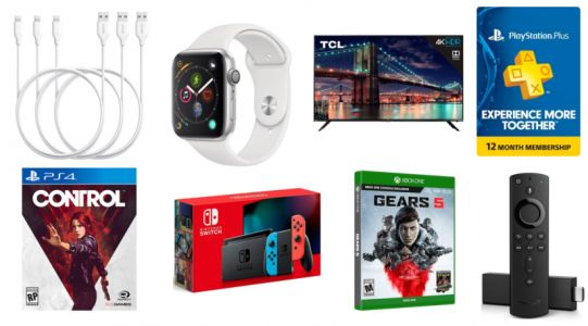Dealmaster: Get a $25 gift card when you buy the latest Nintendo Switch