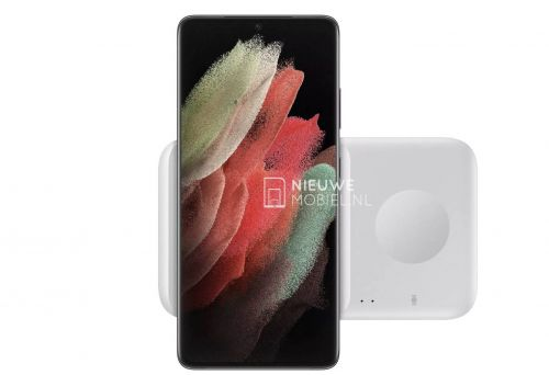Samsung Wireless Charger Duo 2 and Pad Duo renders leaked
