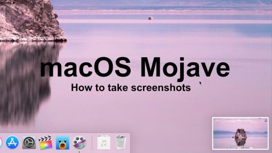 How to master macOS Mojave screenshots