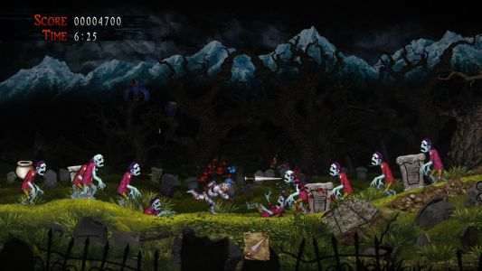 SwitchArcade Round-Up: 'Ghosts 'n Goblins Resurrection', 'Clocker', and Today's Other New Releases and Sales