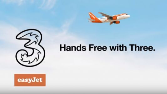 Three and EasyJet team up to give you priority flying