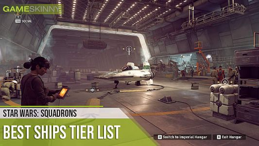Star Wars Squadrons Best Ships Tier List