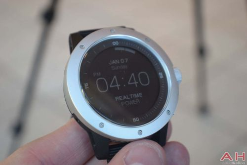 Best Of CES 2018: Self-Charging Matrix PowerWatch X