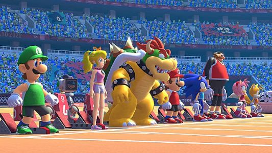 Mario & Sonic at the Olympic Games Tokyo 2020 E3 2019 Preview