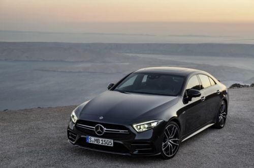 New Mercedes-AMG CLS 53 4MATIC+ Announced