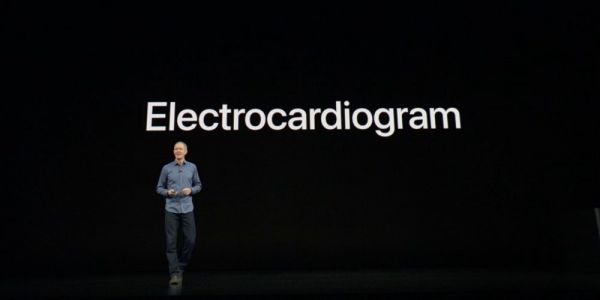 Apple Watch now offers ECG, the first over-the-counter consumer device to do so