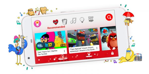 Upcoming YouTube Kids version may ditch recommendation algorithms for whitelisted, handpicked content