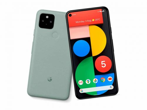 """Official Name For The Green Google Pixel 5 """"Confirmed"""""""