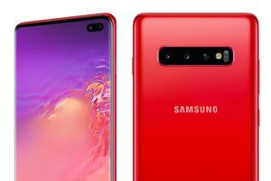 Hot new color for the Galaxy S10 leaked! Here's hoping we actually get to buy it