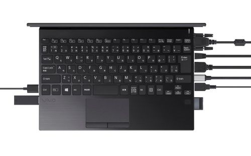 The VAIO SX12 Is A Tiny Laptop With A Ton Of Ports
