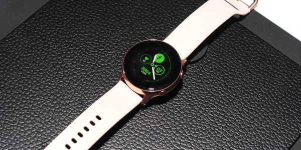 Samsung Galaxy Watch Active hands-on: Already easier to recommend that most Wear OS options
