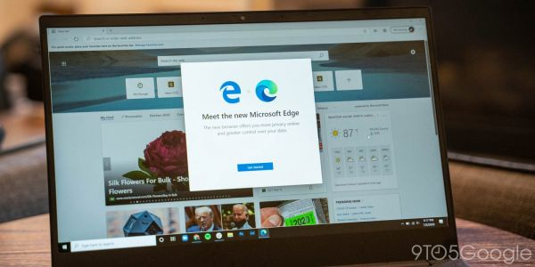 Microsoft Edge gains password manager, new themes, plus much more