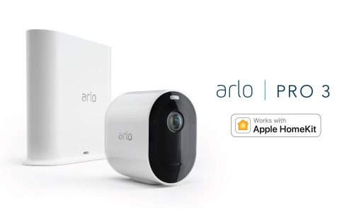 Arlo Pro 3 Smart Home Camera System Now Supports HomeKit