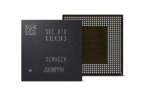 Samsung Announces First LPDDR5 DRAM Chip, Targets 6.4Gbps Data Rates & 30% Reduced Power