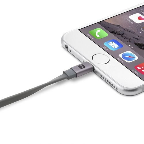 Stock up on Monoprice Lightning cables and save with 3 cords for $12