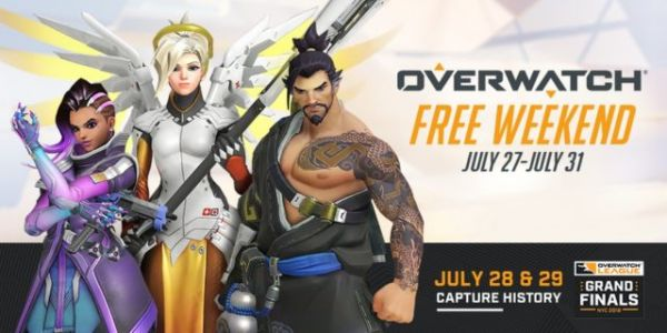 Overwatch Free Weekend Will Kick Off 27-31 July