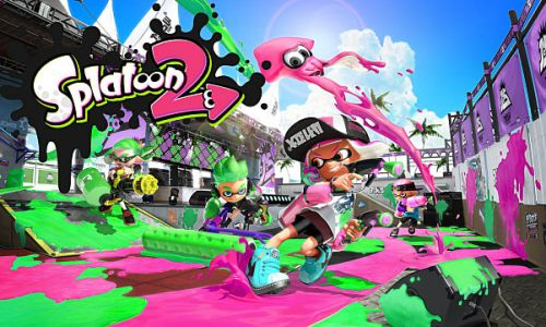 Splatoon 2 Update Coming End of February