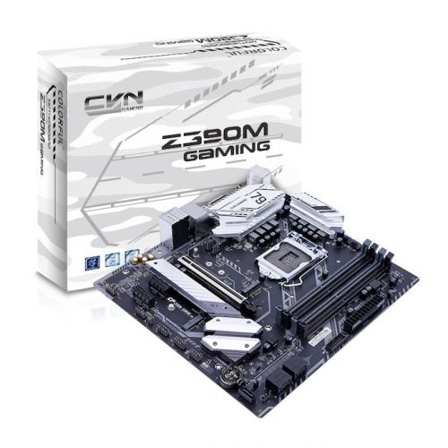 COLORFUL CVN-Z390M Gaming V20 Motherboard: All Aboard The Flight Deck